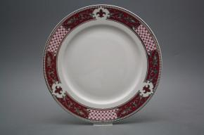 Flat plate 25cm Christine MPP