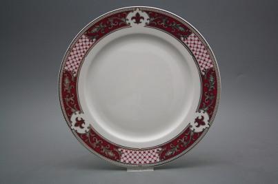 Flat plate 25cm Christine MPP č.1