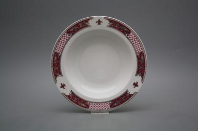 Deep plate 22cm Christine MPP č.1