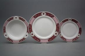 Plate set Christine MPP 18-piece
