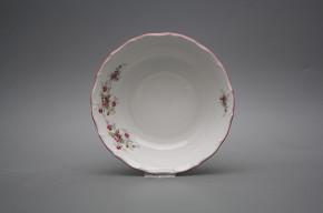 Salad dish 19cm Ofelia Pink roses DRL