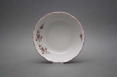 Salad dish 19cm Ofelia Pink roses DRL č.1