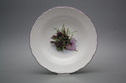 Deep plate 23cm Ofelia Provence IFL č.1
