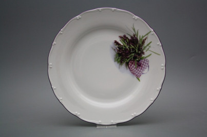 Flat plate 25cm Ofelia Provence HFL č.1