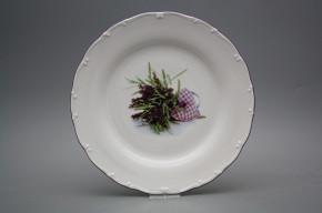 Flat plate 25cm Ofelia Provence IFL