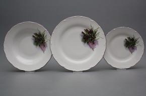 Plate set Ofelia Provence 12-piece HFL