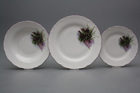 Plate set Ofelia Provence 24-piece HFL