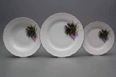 Plate set Ofelia Provence 36-piece HFL č.1