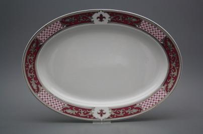 Oval dish 36cm Christine MPP č.1