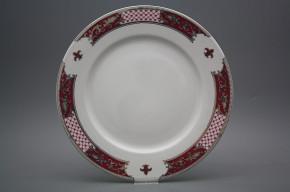 Flat round dish 30cm Christine MPP
