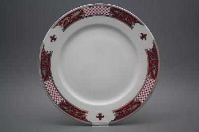 Flat round dish 30cm Christine MPP č.1
