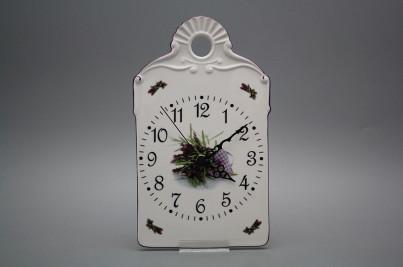 Cutting board clock Provence FL č.1