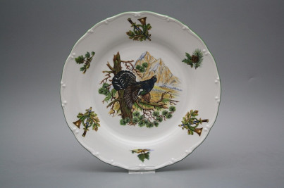 Flat plate 25cm Ofelia Capercaillie FZL č.1