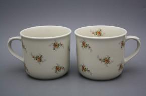 Mug Varak 0,65l ECRU Tea roses BB