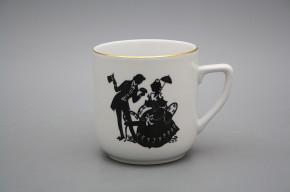 Mug Petka 0,4l Rococo dolls GL