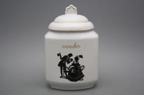 Box for foodstuffs 1,1l Rococo dolls GL