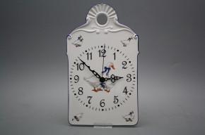 Cutting board clock Geese ML