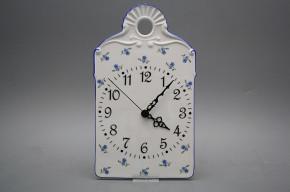 Cutting board clock Forget-me-not Sprays AL