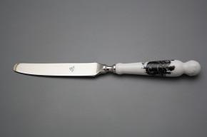 Table knife Bohemia 1987 Rococo dolls BB
