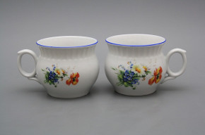 Mug Darume 0,29l Field flowers AL