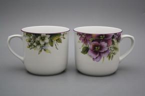 Mug Varak 0,65l Pansy FL