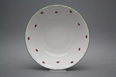 Deep dish 25cm Ofelia Ladybirds AZL č.1