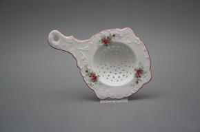 Tea strainer Pink roses RL