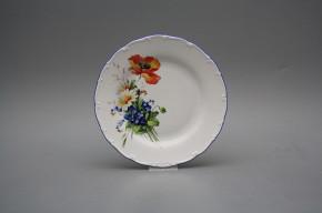 Dessert plate 19cm Ofelia Field flowers HAL
