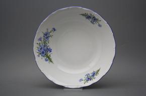 Deep dish 25cm Ofelia Cornflowers CAL