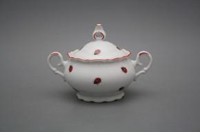 Tea sugar bowl 0,24l Ofelia Ladybirds CL