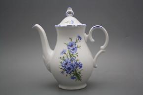 Coffeepot 1,2l Ofelia Cornflowers AL