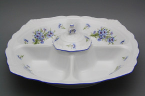 Compartment dish 40cm Ofelia Cornflowers AL