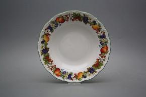 Deep plate 23cm Ofelia Orchard KZL