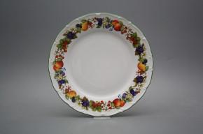 Flat plate 25cm Ofelia Orchard KZL