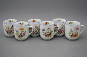 Mug Trojka 0,3l Meissen bouquet AL