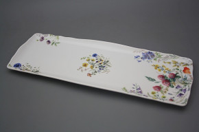 Tray square 45cm Rokoko Flowering meadow BB