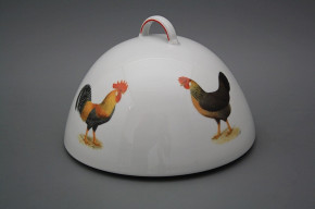 Cover round Hens CL