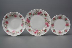 Plate set Ofelia Delight 18-piece KBB