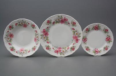 Plate set Ofelia Delight 18-piece KBB č.1