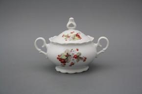 Tea sugar bowl 0,24l Ofelia Strawberries BB