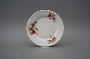 Dessert plate 19cm Ofelia Strawberries CBB