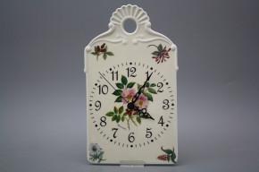 Cutting board clock ECRU Herbs BB