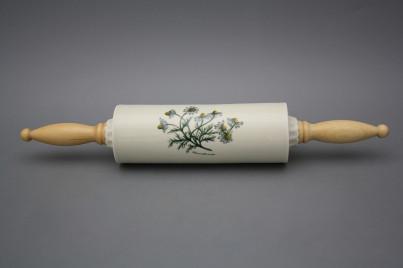 Rolling pin ECRU Herbs BB č.1