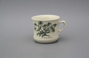 Pearl mug small 0,26l ECRU Herbs BB