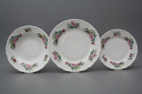 Plate set Ofelia Country lane 18-piece ABB