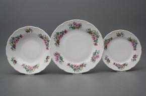 Plate set Ofelia Country lane 24-piece ABB