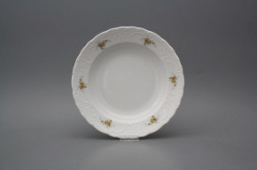 Deep plate 21cm Opera Tea roses BB