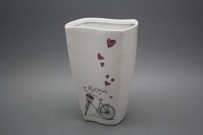 Vase 26cm Eureka Bicycle BB