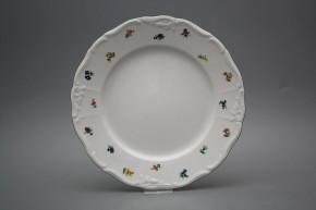 Flat plate 25cm Marie Louise Sprays AZL
