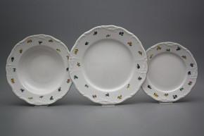 Plate set Marie Louise Sprays 18-piece AZL